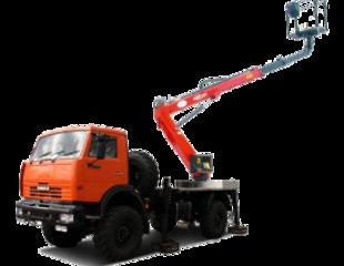 Предлагаем в Аренду спецтехнику - Бурильнокрановую установку для установки опор ЛЭП и бурения лунок под фундаменты
